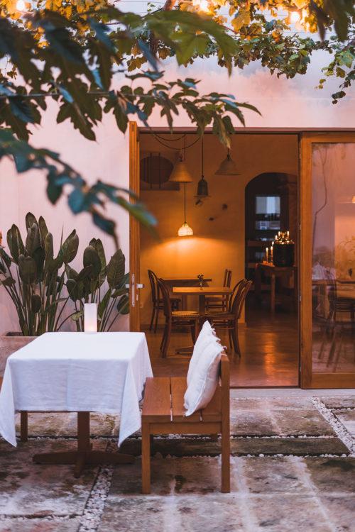 Etic Restaurant Sóller Mallorca