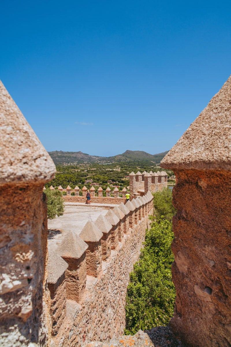 Santuari Sant Salvador Artà Mallorca