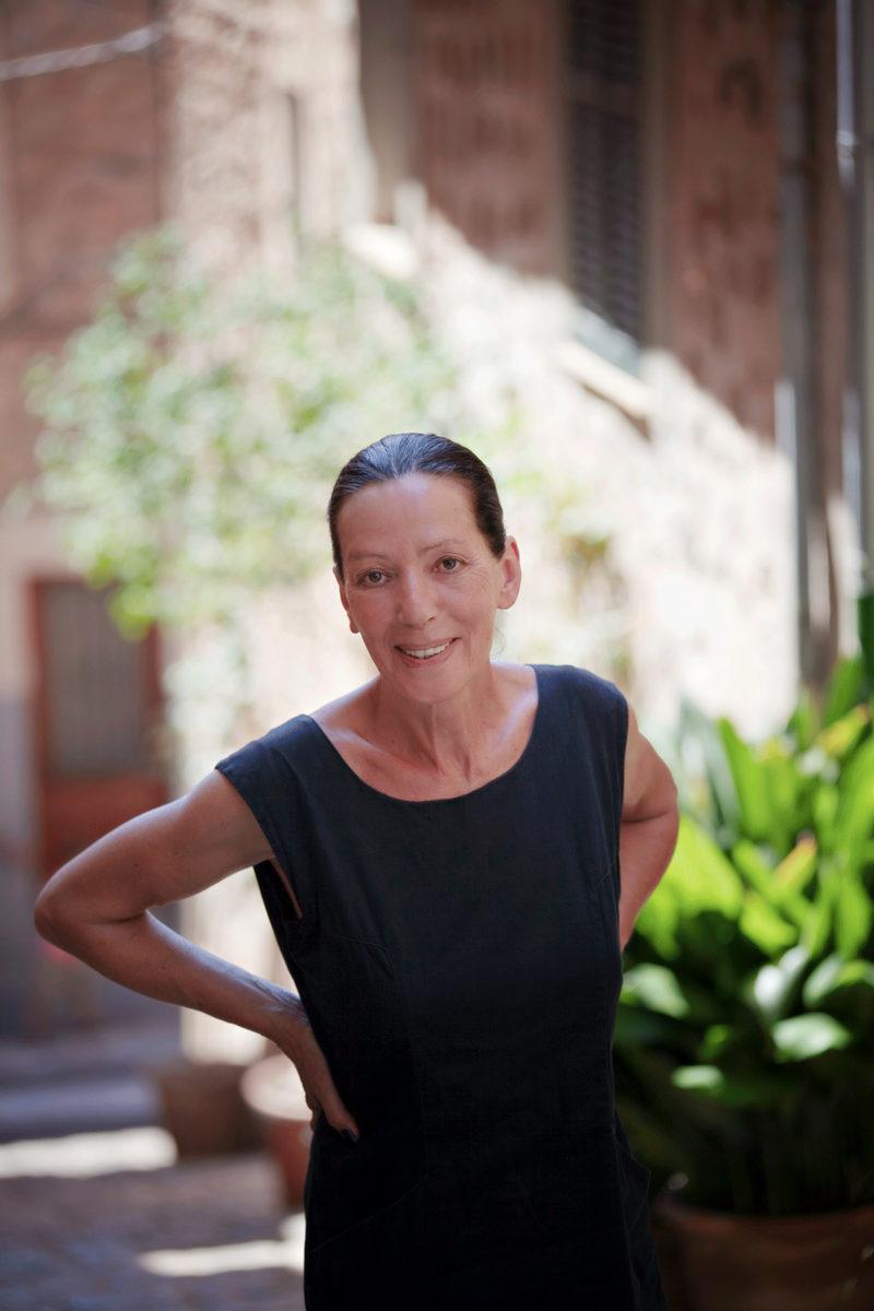 Katherine Hamnett Mallorca