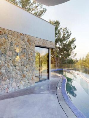 New build 5 bedroom villa in Cas Catala